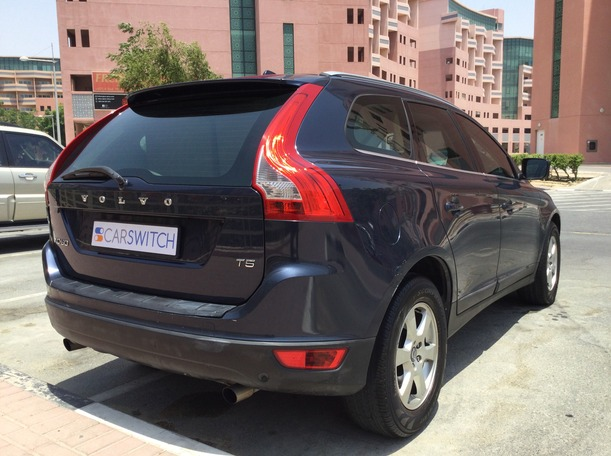 Used 2012 Volvo XC60 for sale in abudhabi
