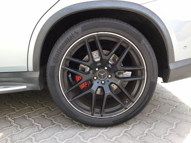 Used 2016 Mercedes GLE63 AMG for sale in abudhabi