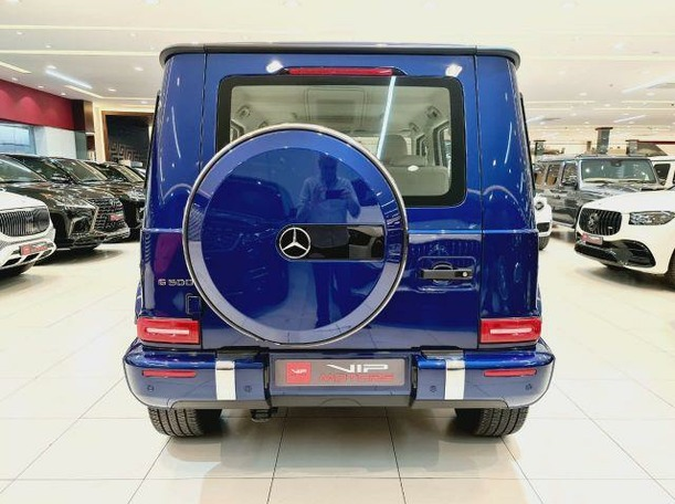 Used 2021 Mercedes G500 for sale in dubai
