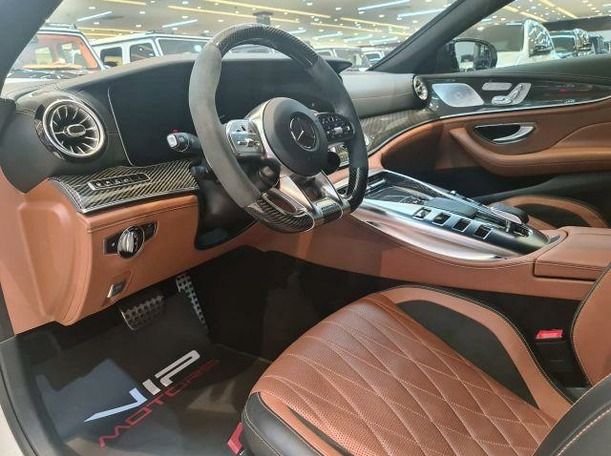 Used 2019 Mercedes AMG GT-R for sale in dubai