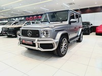 Used 2020 Mercedes G63 AMG for sale in dubai