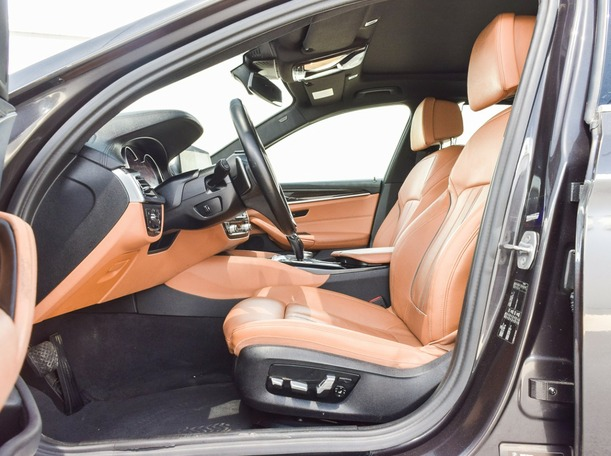 Used 2017 BMW 530 for sale in dubai