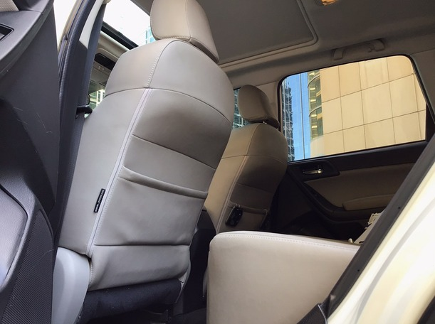 Used 2015 Subaru Forester for sale in abudhabi