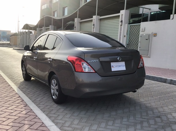 Used 2012 Nissan Sunny for sale in dubai