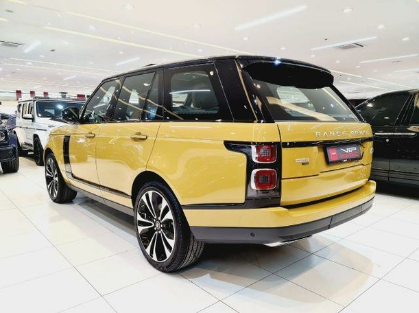 Used 2021 Range Rover Autobiography for sale in dubai