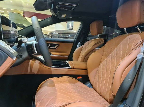 Used 2021 Mercedes S500 for sale in dubai