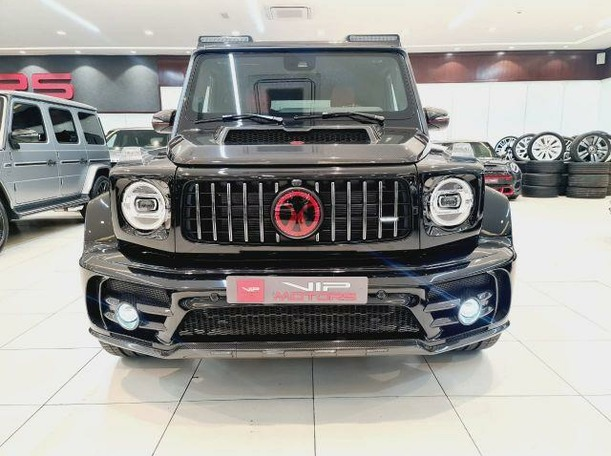 Used 2021 Mercedes G63 AMG for sale in dubai