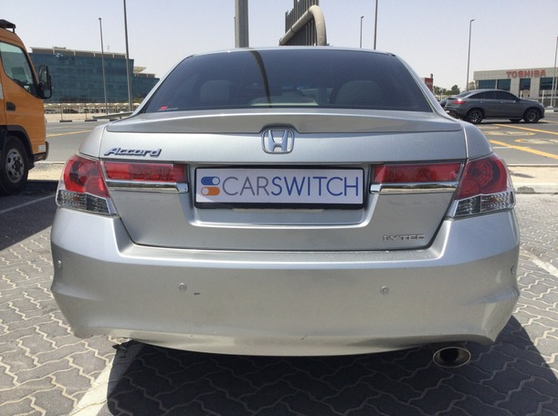Used 2012 Honda Accord for sale in sharjah