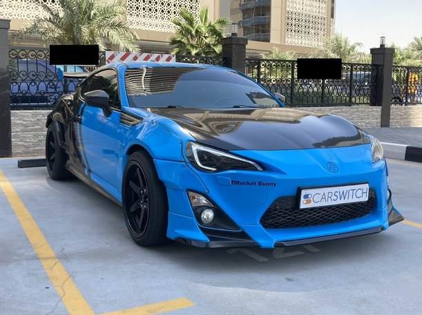 Used 2016 Toyota 86 for sale in dubai
