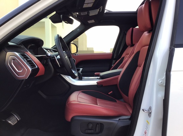 Used 2020 Range Rover Sport Autobiography for sale in dubai