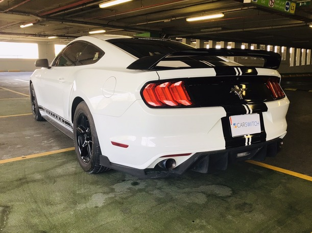 Used 2016 Ford Mustang for sale in abudhabi