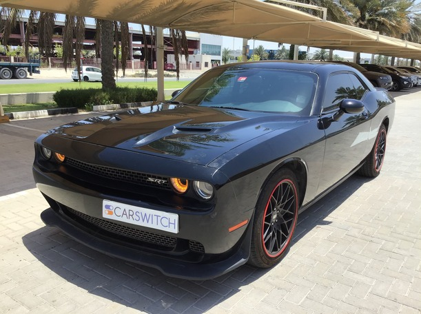 Used 2017 Dodge Challenger for sale in dubai