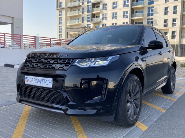 Used 2020 Land Rover Discovery for sale in dubai
