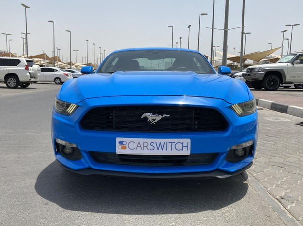 Used 2017 Ford Mustang for sale in sharjah