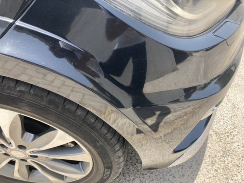 Used 2014 Mercedes GL500 for sale in sharjah