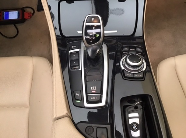 Used 2012 BMW 535 for sale in dubai