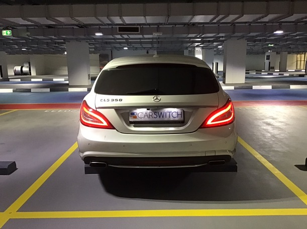Used 2013 Mercedes CLS350 for sale in dubai