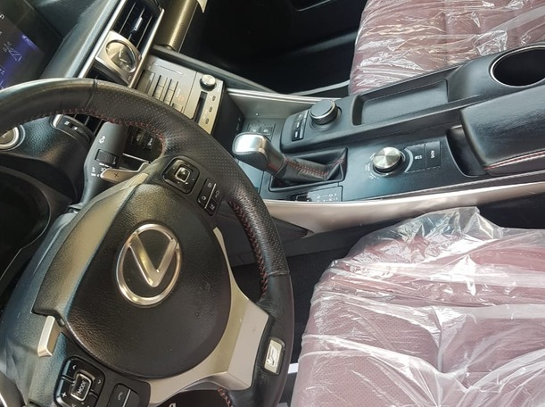 Used 2017 Lexus IS-F for sale in abudhabi