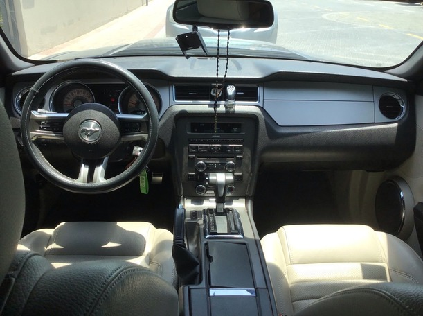 Used 2011 Ford Mustang for sale in dubai
