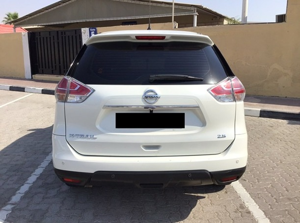 Used 2016 Nissan X-Trail for sale in sharjah