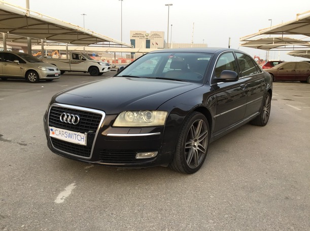 Used 2009 Audi A8 for sale in abudhabi