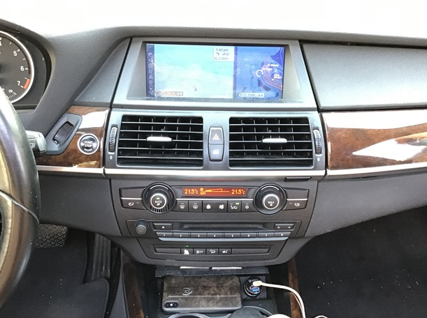 Used 2010 BMW X5 M for sale in abudhabi