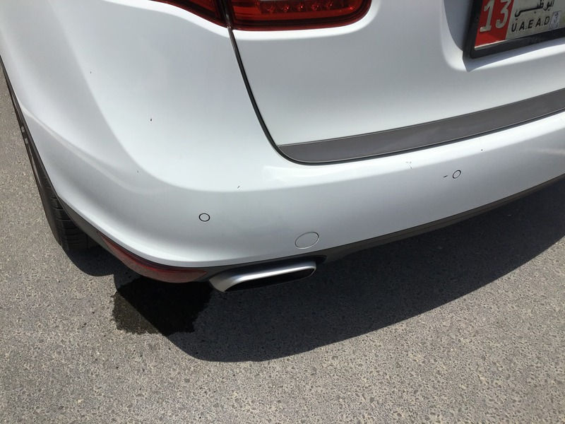 Used 2014 Porsche Cayenne for sale in abudhabi