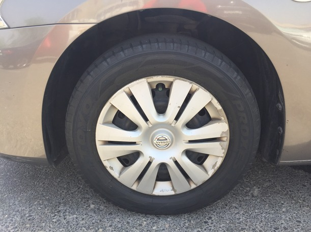 Used 2014 Nissan Sentra for sale in dubai