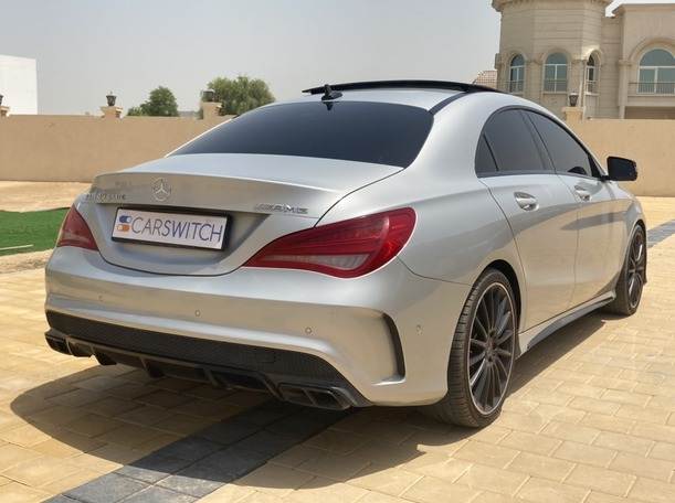 Used 2015 Mercedes CLA45 AMG for sale in sharjah