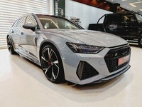 Used 2021 Audi RS6 for sale in dubai