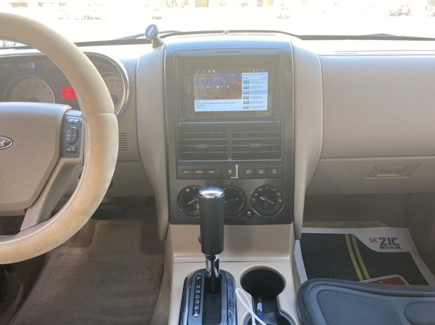 Used 2010 Ford Explorer for sale in dubai