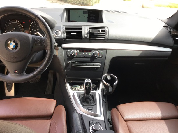 Used 2013 BMW 135 for sale in dubai