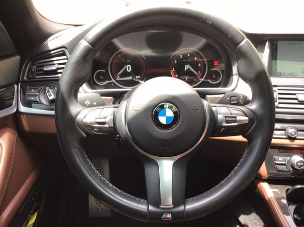 Used 2014 BMW 520 for sale in dubai
