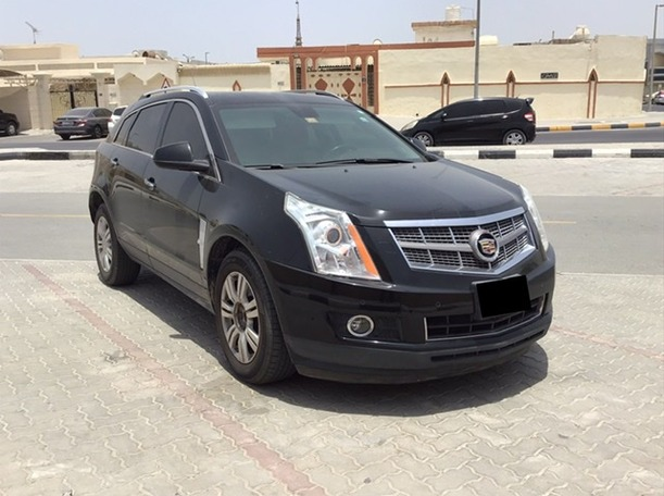 Used 2012 Cadillac SRX for sale in sharjah