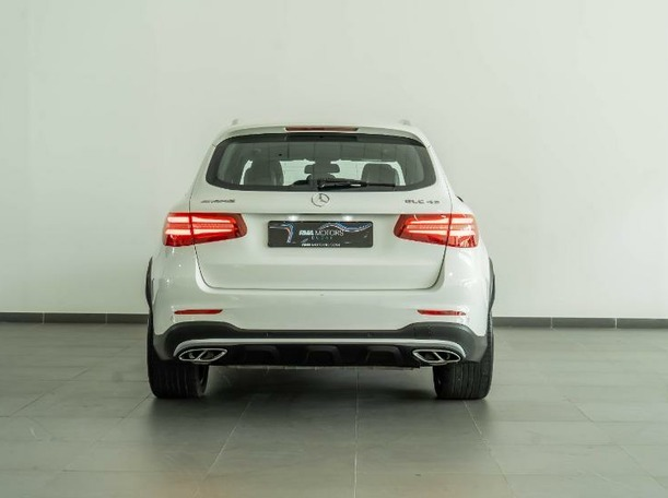Used 2017 Mercedes GLE43 AMG for sale in dubai