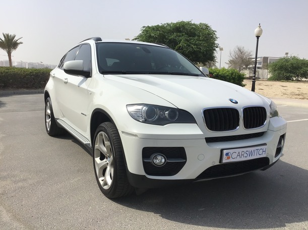 Used 2009 BMW X6 for sale in dubai