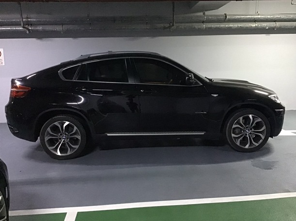 Used 2014 BMW X6 for sale in dubai