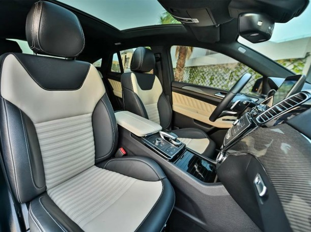 Used 2016 Mercedes GLE43 AMG for sale in dubai