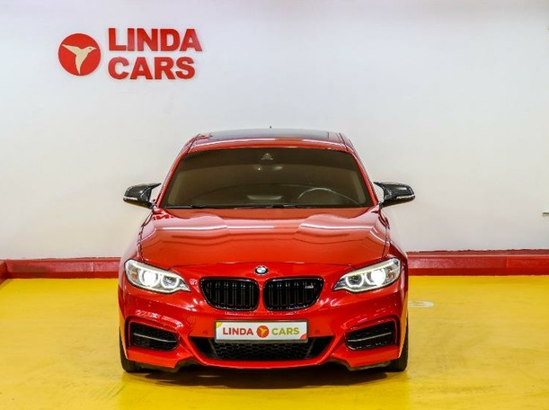 Used 2014 BMW M235 for sale in dubai