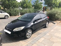 Used 2012 Ford Focus for sale in abudhabi