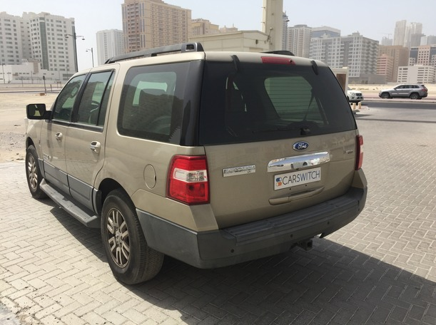 Used 2007 Ford Expedition for sale in dubai