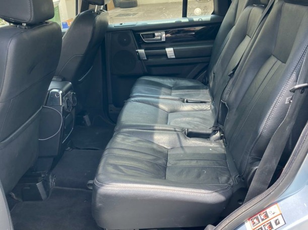 Used 2012 Land Rover LR4 for sale in dubai