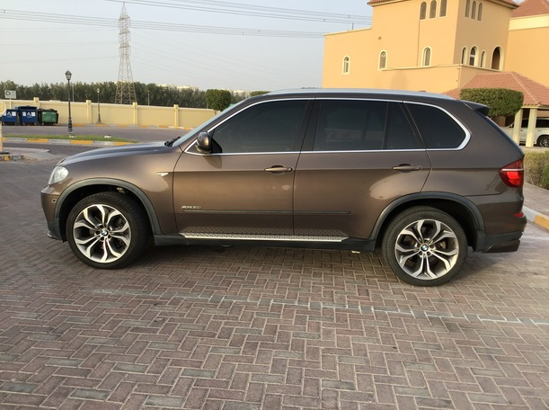 Used 2012 BMW X5 for sale in abudhabi