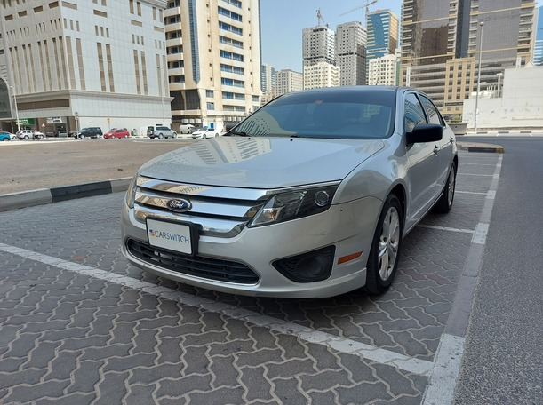 Used 2012 Ford Fusion for sale in sharjah