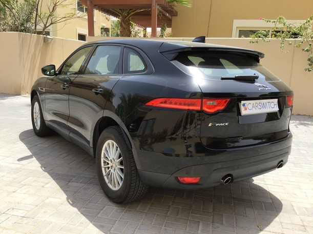 Used 2018 Jaguar F-Pace for sale in abudhabi