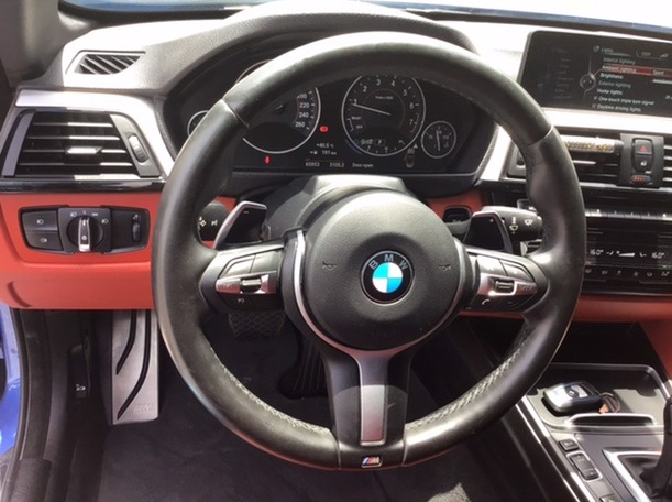Used 2016 BMW 430 for sale in dubai