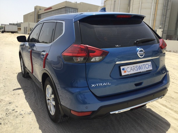 Used 2018 Nissan X-Trail for sale in sharjah