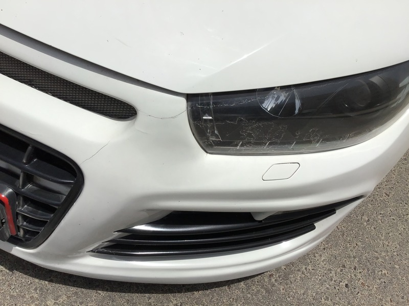 Used 2011 Volkswagen Scirocco for sale in abudhabi