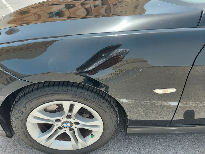 Used 2012 BMW 316 for sale in dubai