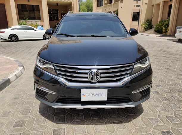 Used 2020 MG RX5 for sale in abudhabi